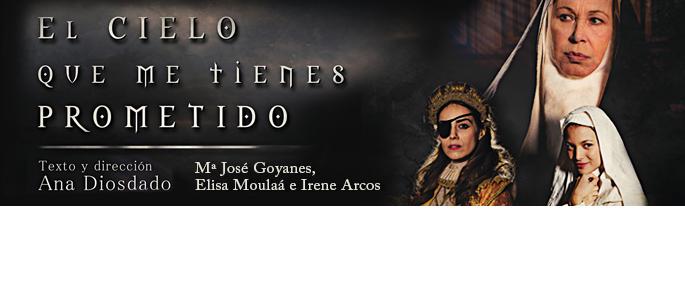 EL CIELO QUE ME TIENES PROMETIDO I 16-17 octubre