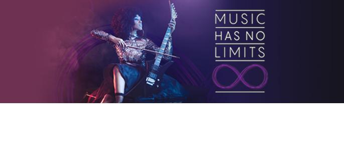 MUSIC HAS NO LIMITS / 3 febrero