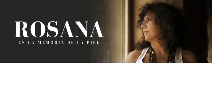 ROSANA EN CONCIERTO / 24 marzo