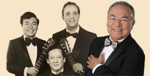Los Panchos - Rafael Basurto. 75 aniversario.