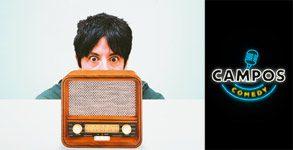 La radio de Juan Carlos Ortega - Campos Comedy