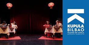 Pretérito Imperfecto - Kupula Bilbao - Teatro de cerca