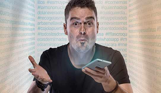 Álex Clavero - Mi madre es trending topic - Campos Comedy
