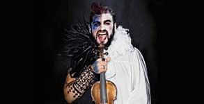 Strad, el violinista rebelde, Gira Mundos Opuestos