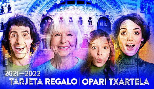 Tarjeta Regalo Campos 2021-2022