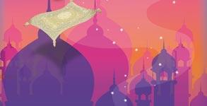 La lámpara maravillosa - Tributo a Aladdin